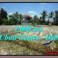 Affordable LAND FOR SALE IN UBUD TJUB524