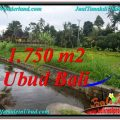 Affordable 715 m2 LAND FOR SALE IN UBUD BALI TJUB557