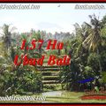 FOR SALE Magnificent PROPERTY 15,700 m2 LAND IN Sentral Ubud TJUB549
