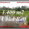 Exotic LAND FOR SALE IN UBUD TJUB615