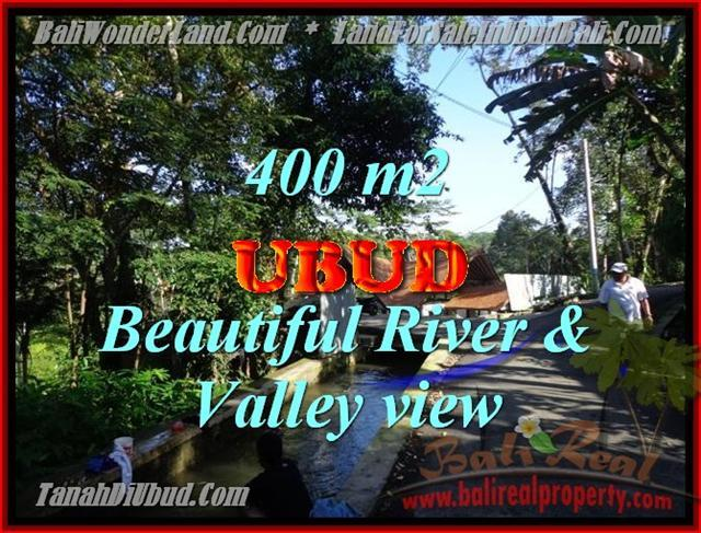 Land for sale in Ubud Bali, Great view in Ubud Pejeng – TJUB425