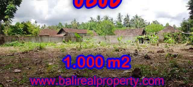 Land in Ubud for sale, Outstanding view in Ubud Center Bali – TJUB373