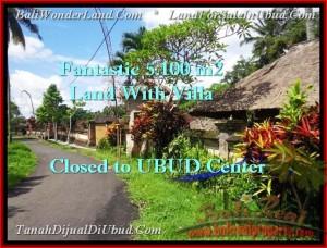 Exotic Ubud Pejeng BALI LAND FOR SALE TJUB468