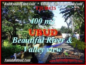 Exotic UBUD 400 m2 LAND FOR SALE TJUB425