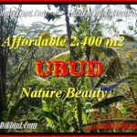 Exotic Ubud Pejeng LAND FOR SALE TJUB454