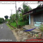 Exotic UBUD BALI 1,500 m2 LAND FOR SALE TJUB489