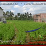 Affordable PROPERTY 950 m2 LAND SALE IN UBUD BALI TJUB428