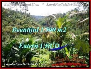 Magnificent Ubud Tegalalang BALI LAND FOR SALE TJUB503