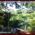 Exotic PROPERTY LAND IN UBUD FOR SALE TJUB425