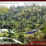 Affordable PROPERTY UBUD LAND FOR SALE TJUB503