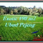 Beautiful LAND IN UBUD FOR SALE TJUB512