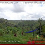 Exotic PROPERTY LAND IN UBUD FOR SALE TJUB423