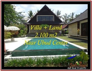 LAND IN Ubud Pejeng BALI FOR SALE TJUB530