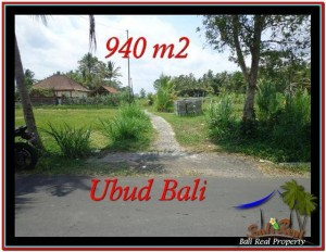 Magnificent PROPERTY 940 m2 LAND FOR SALE IN Ubud Tampak Siring TJUB531