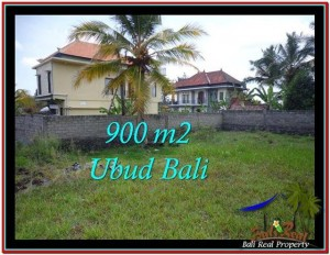 Magnificent PROPERTY 900 m2 LAND FOR SALE IN Ubud Tampak Siring TJUB532
