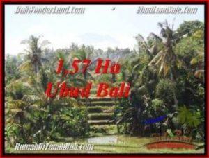 Exotic PROPERTY UBUD LAND FOR SALE TJUB549