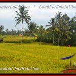 Affordable PROPERTY Sentral Ubud 350 m2 LAND FOR SALE TJUB540