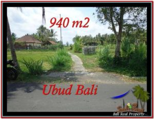 Magnificent PROPERTY LAND IN UBUD BALI FOR SALE TJUB531