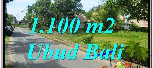 LAND SALE IN Sentral / Ubud Center BALI TJUB645