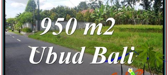 LAND FOR SALE IN Sentral / Ubud Center BALI TJUB648