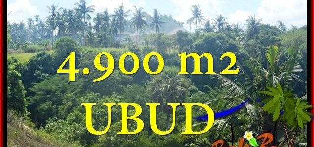 Beautiful LAND FOR SALE IN UBUD TJUB665