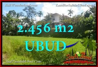 Beautiful Ubud Tegalalang BALI LAND FOR SALE TJUB654