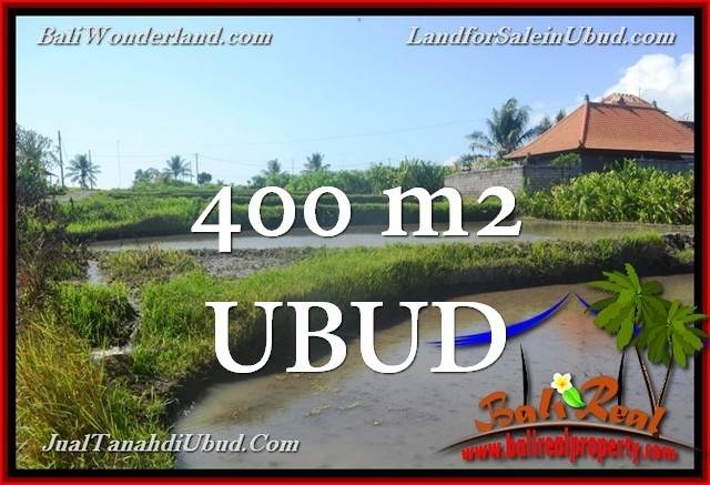 Affordable PROPERTY LAND SALE IN Ubud Gianyar TJUB659