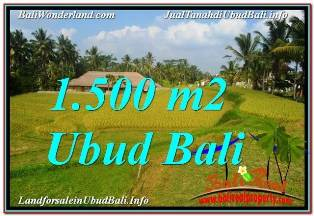 Affordable PROPERTY UBUD LAND FOR SALE TJUB668