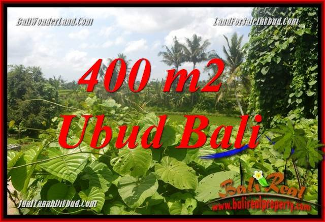 Affordable Land for sale in Ubud TJUB684