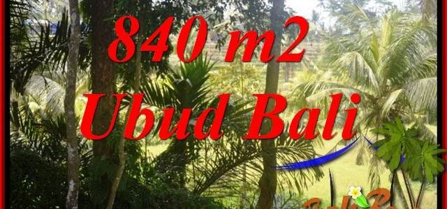 FOR sale Exotic Property Land in Ubud TJUB685