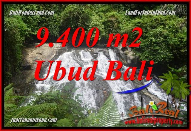 Magnificent Ubud Land for sale TJUB686