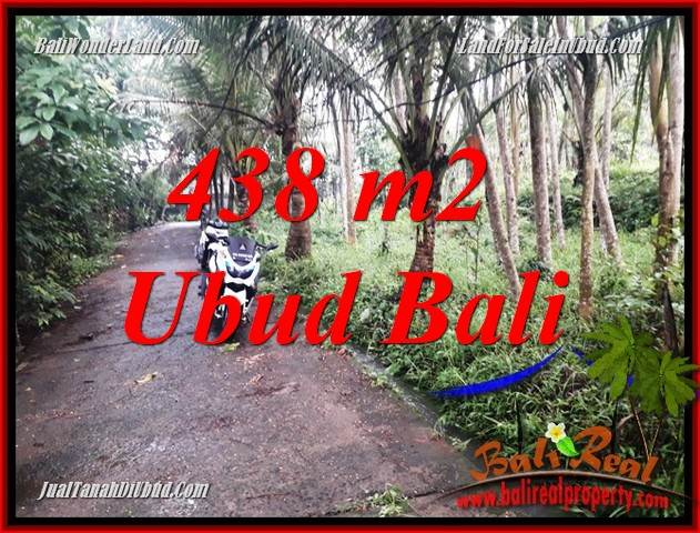 FOR sale Magnificent Land in Ubud TJUB689