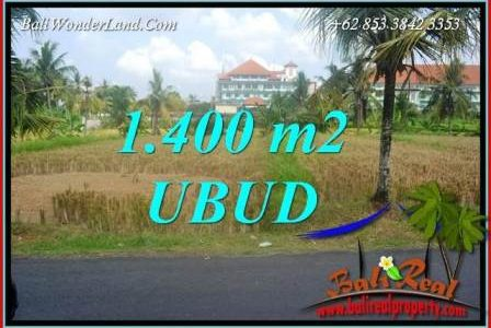 Beautiful Ubud Land for sale TJUB709