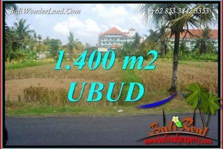 Beautiful Ubud Land for sale TJUB709