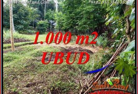 Beautiful Land sale in Ubud TJUB712