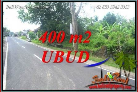 Affordable Land in Ubud for sale TJUB725