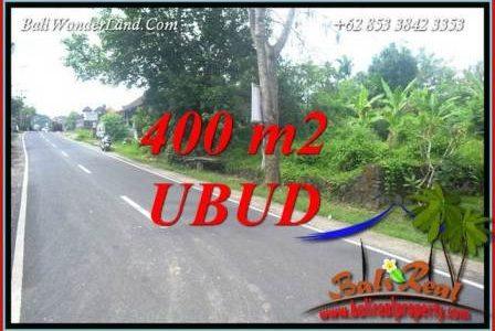 Affordable Land in Ubud for sale TJUB725