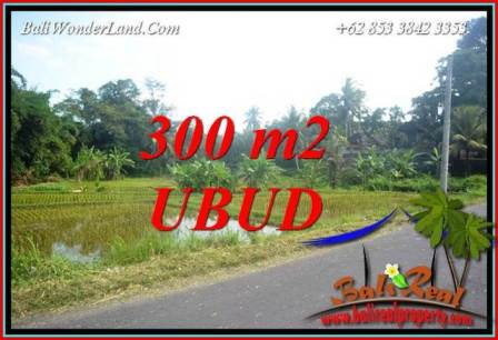 Affordable Property Land in Ubud for sale TJUB730