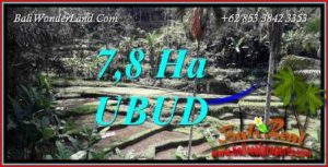 Magnificent Land in Ubud for sale TJUB741