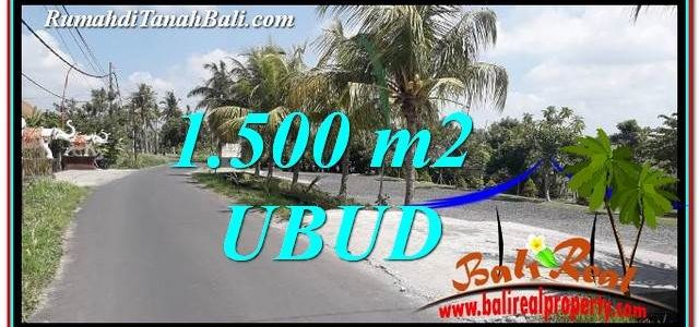 Affordable PROPERTY 2,400 m2 LAND SALE IN Ubud Gianyar TJUB758