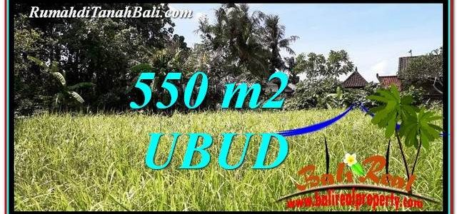 FOR SALE Affordable PROPERTY LAND IN UBUD TJUB766